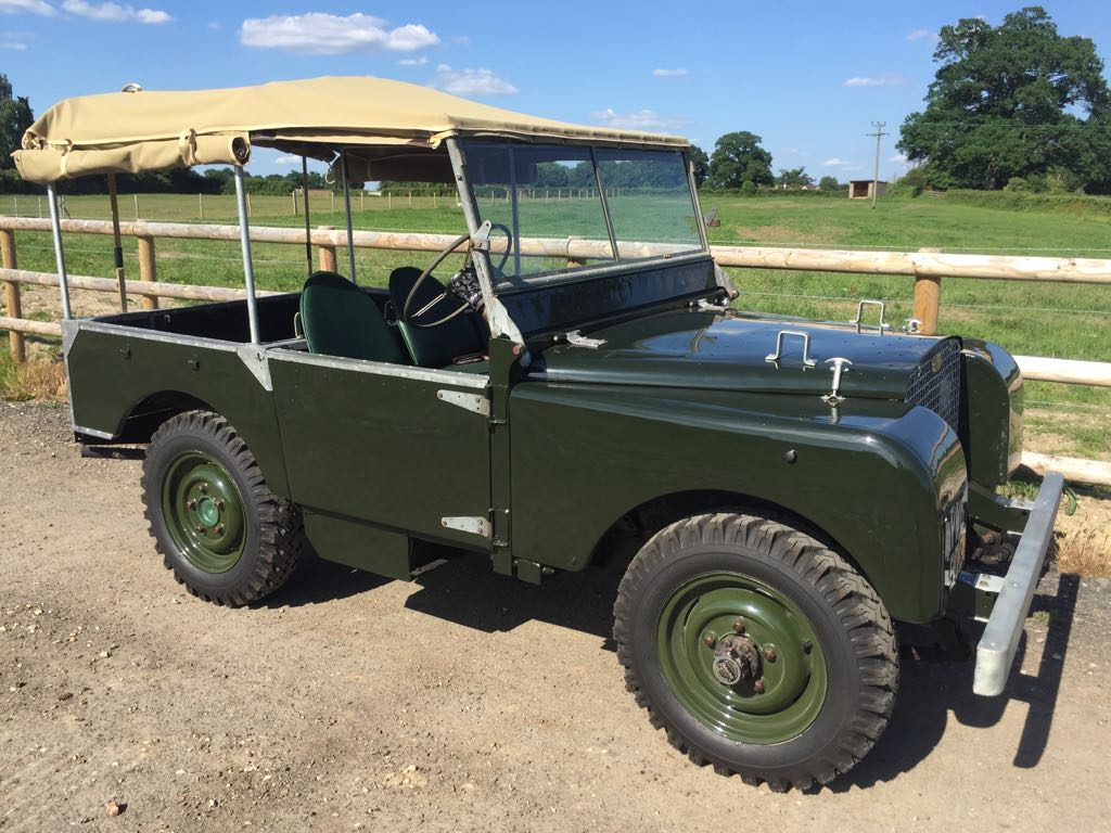 Land Rover Series One 80 inch