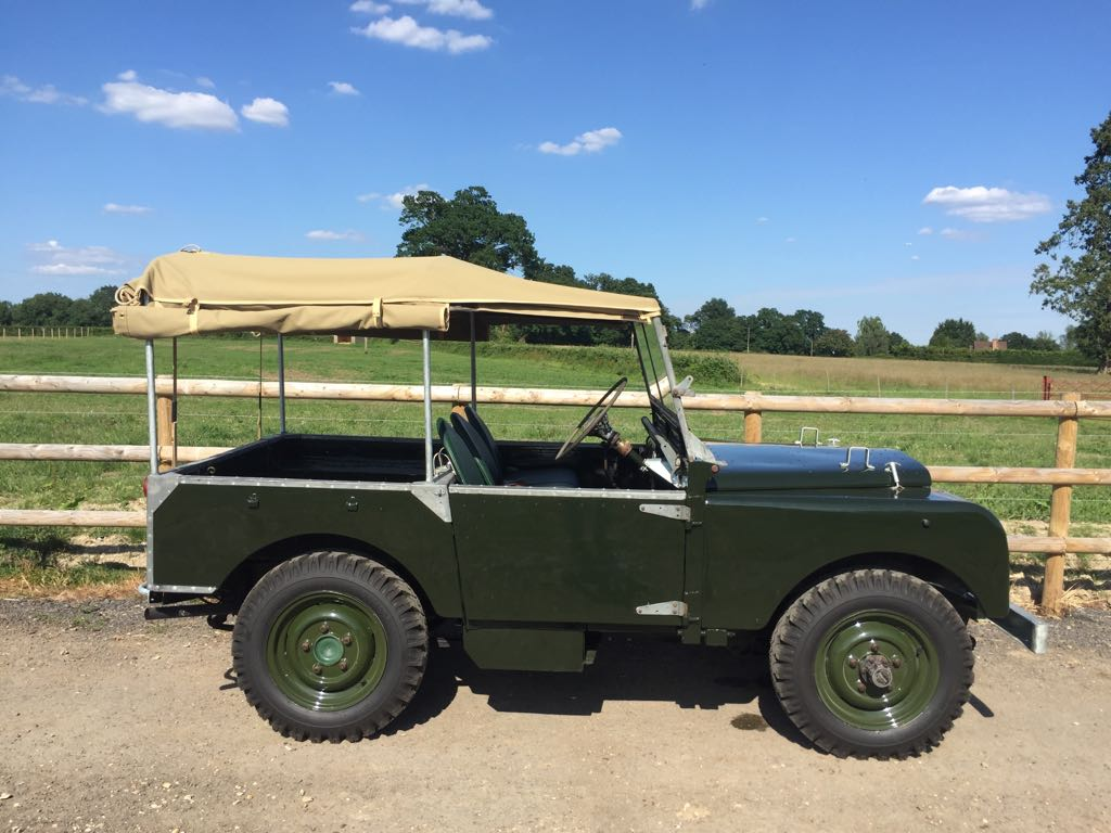 Land Rover Series One-03