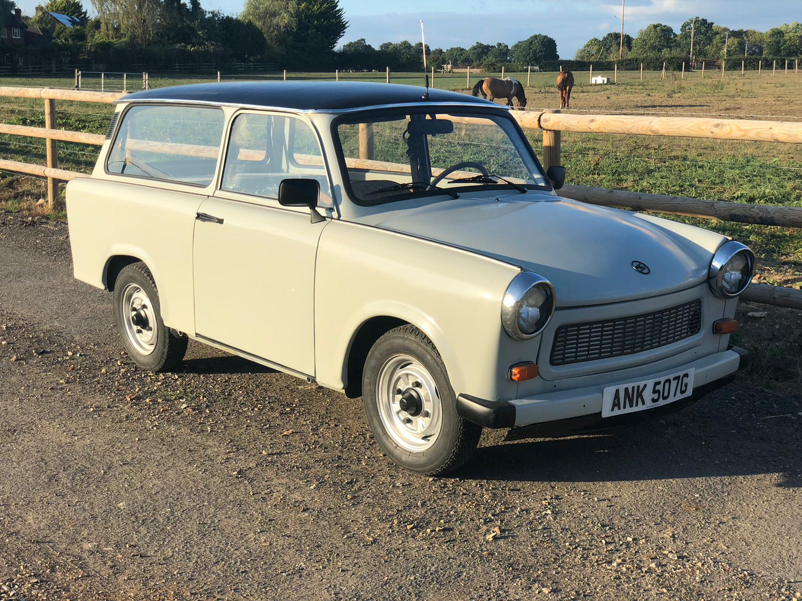 Trabant Estate