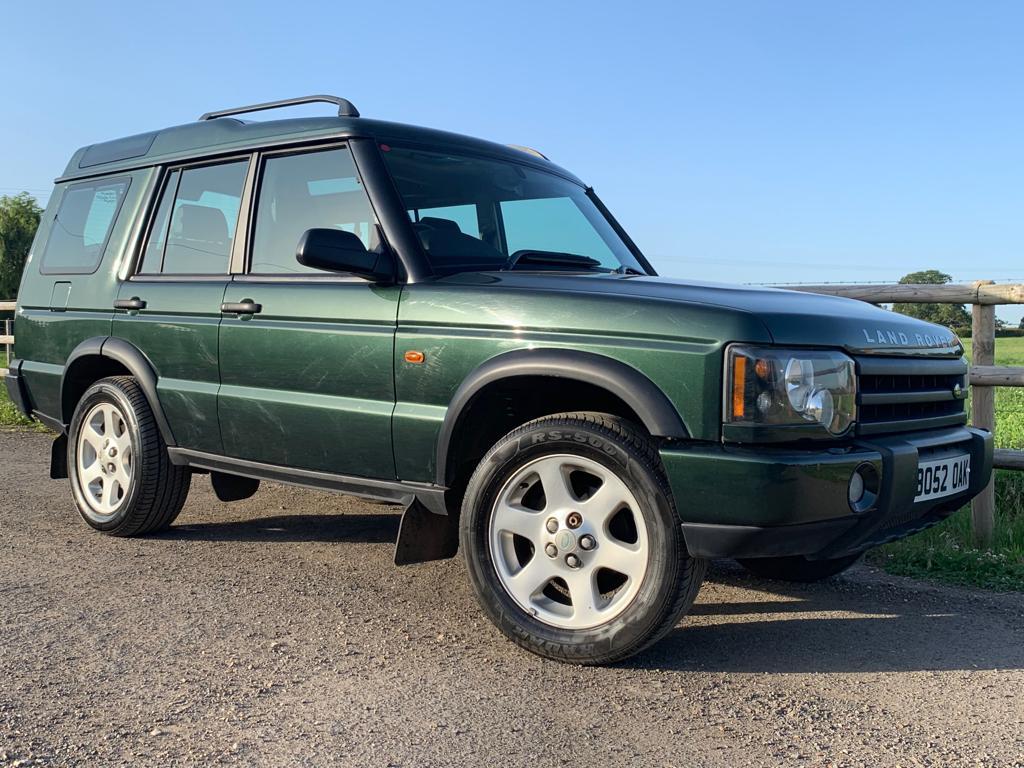 2002 Discovery 2 4.0 V8