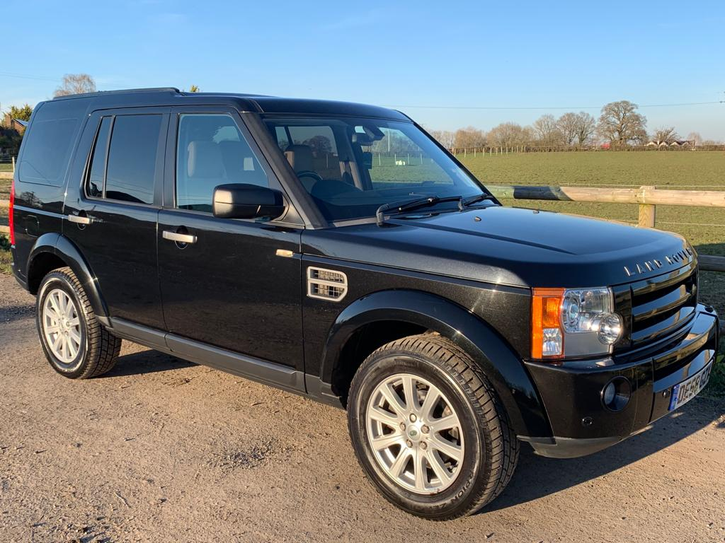 2008 Discovery 3 2.7 SE