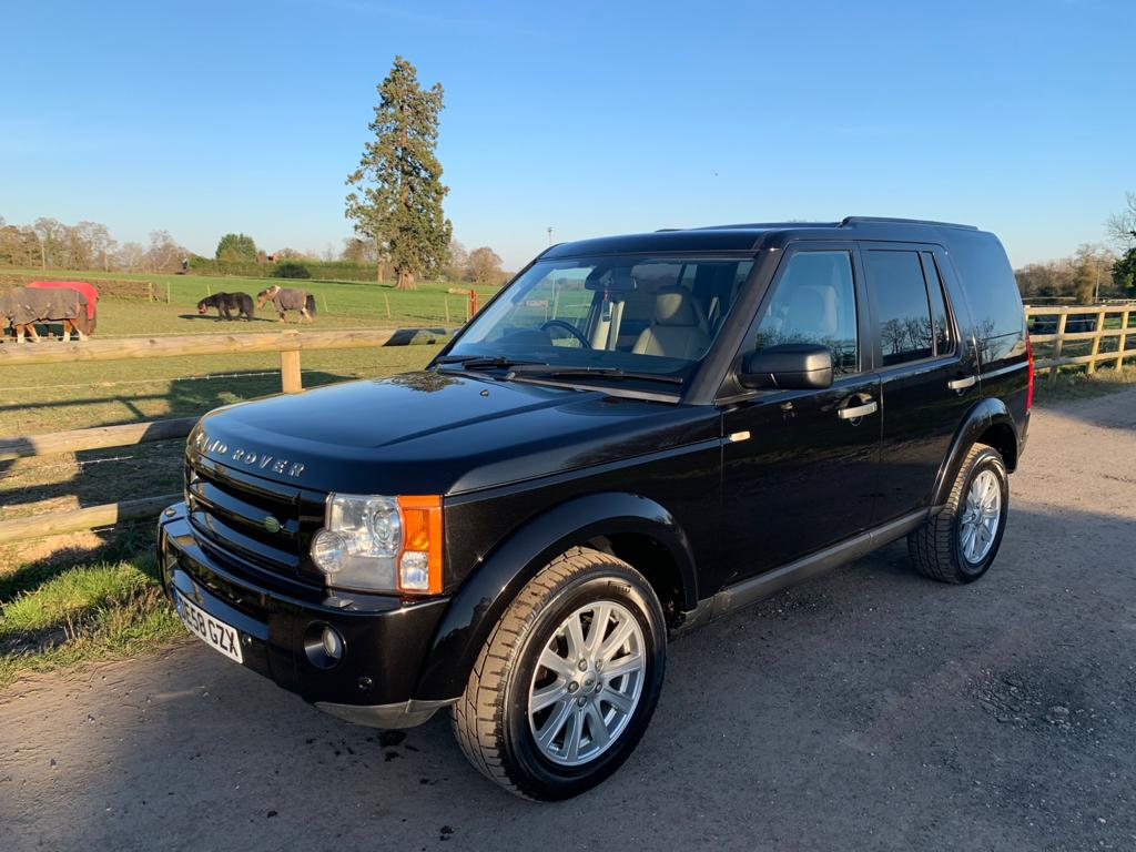 2008 Discovery 3-07