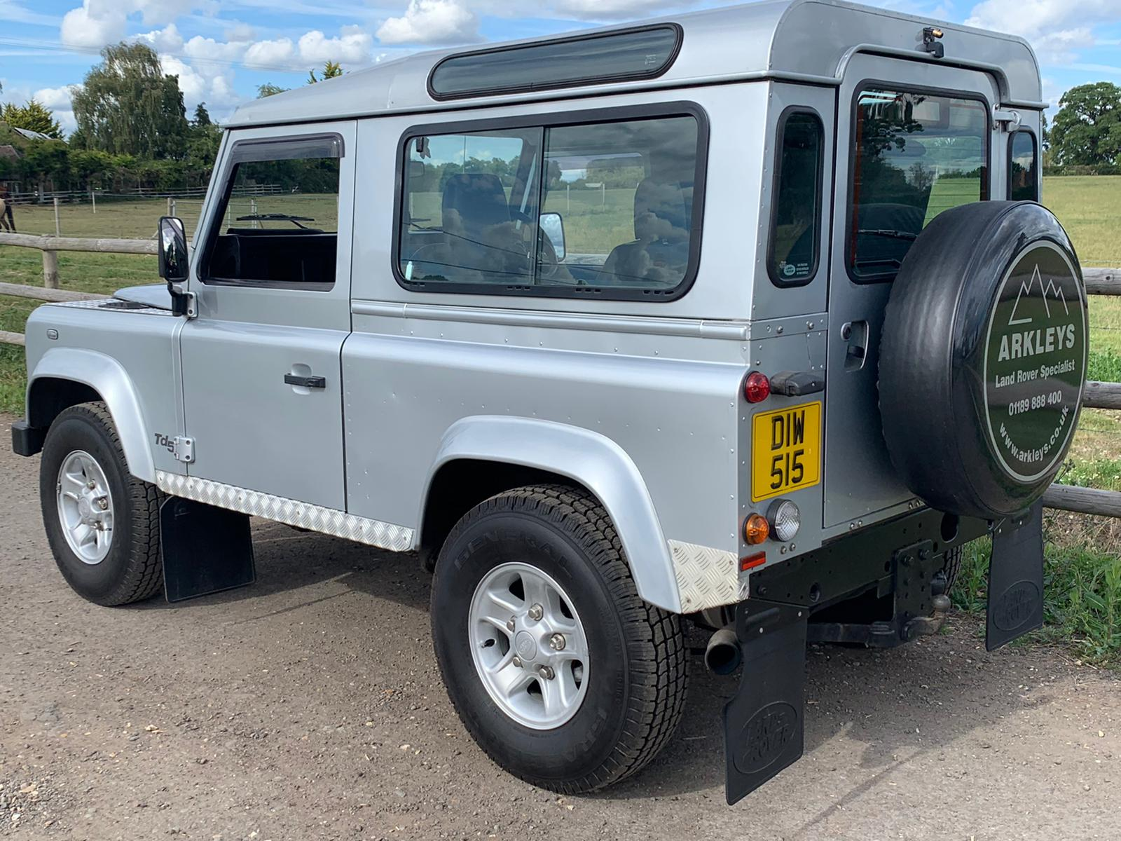 2006 Defender 90 TD5 County Station Wagon-4