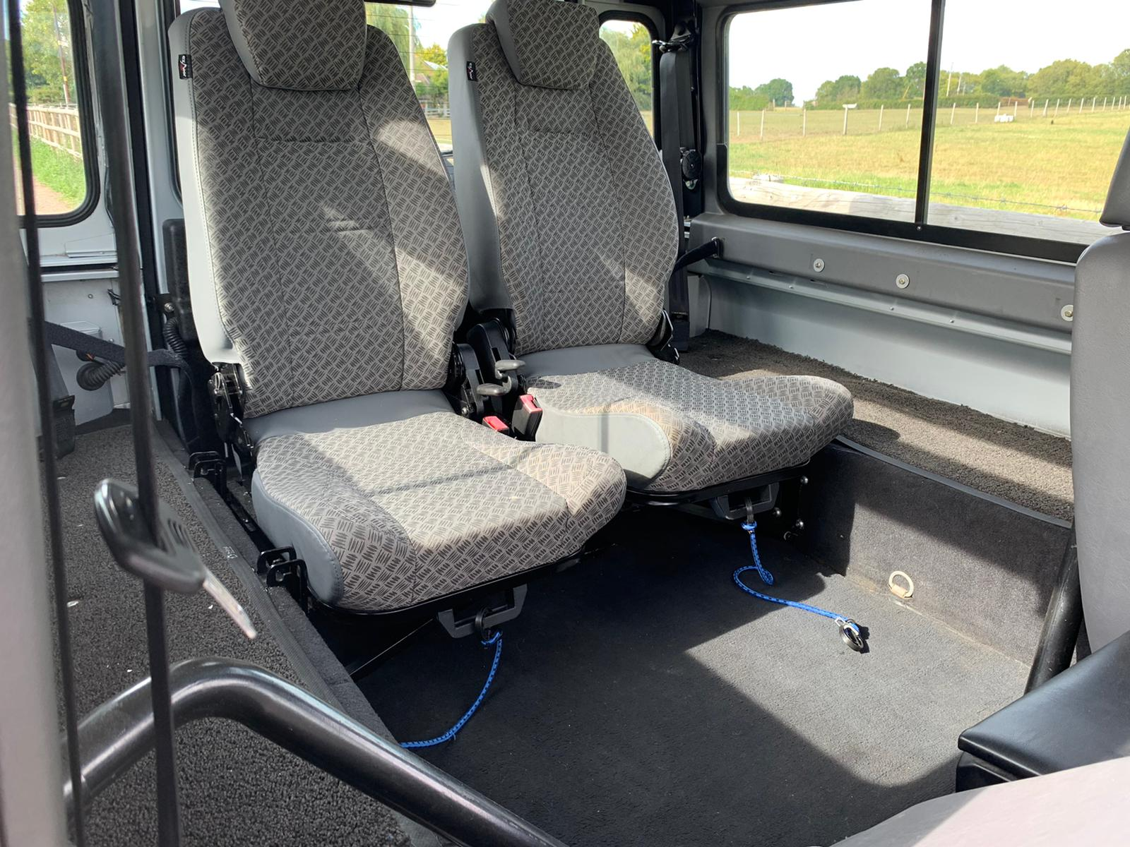 2006 Defender 90 TD5 County Station Wagon-6