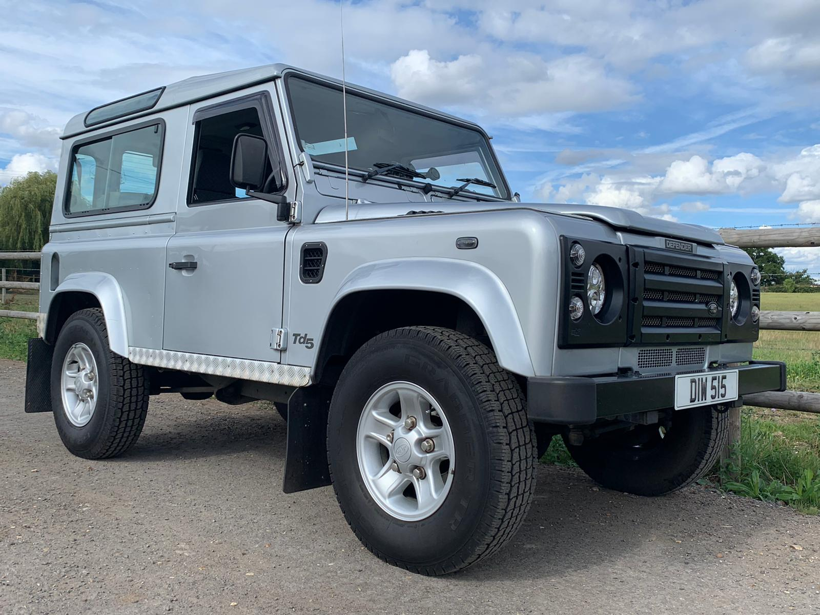 2006 Defender 90 TD5 County Station Wagon