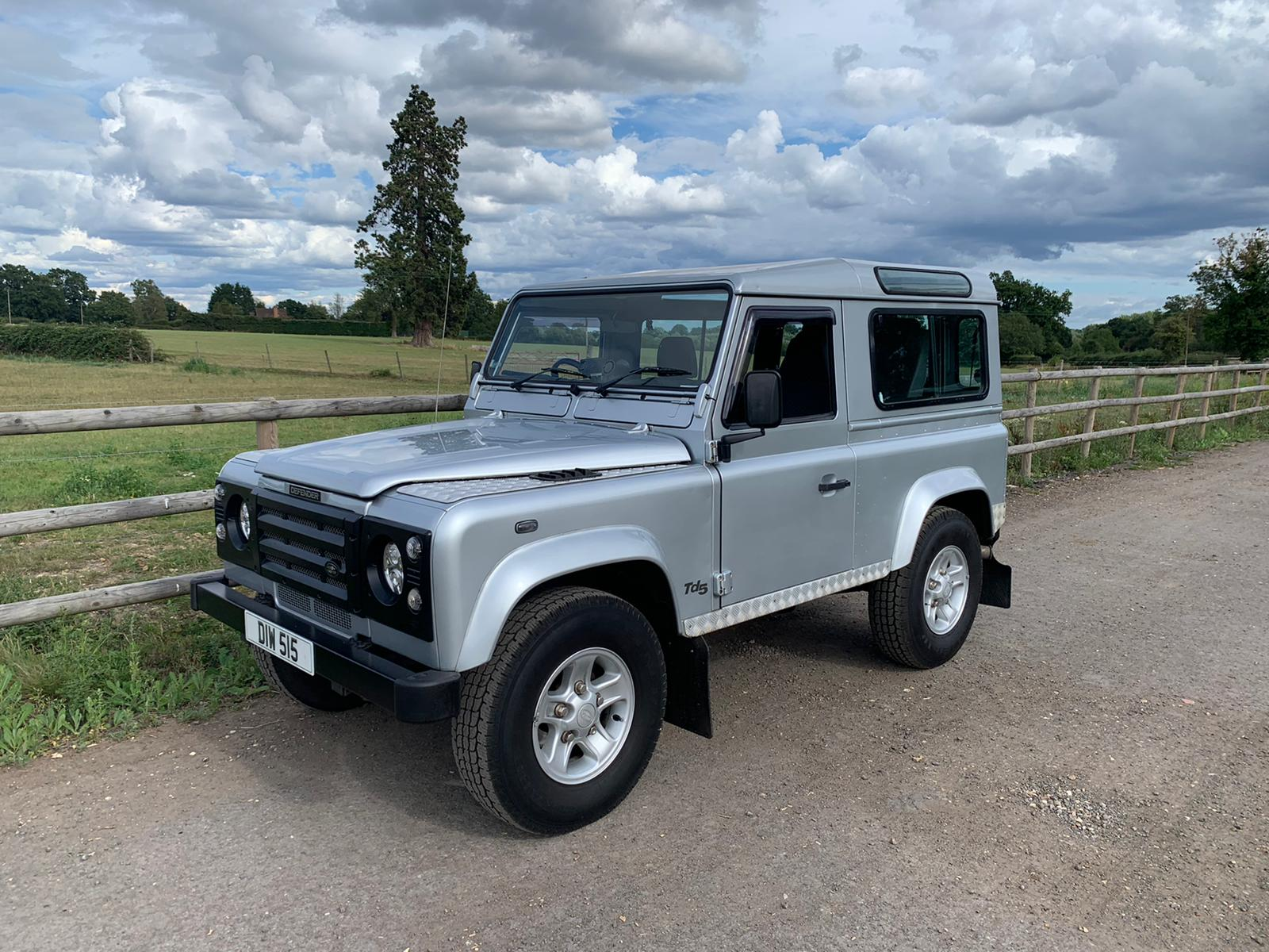 2006 Defender 90 TD5 County Station Wagon-8