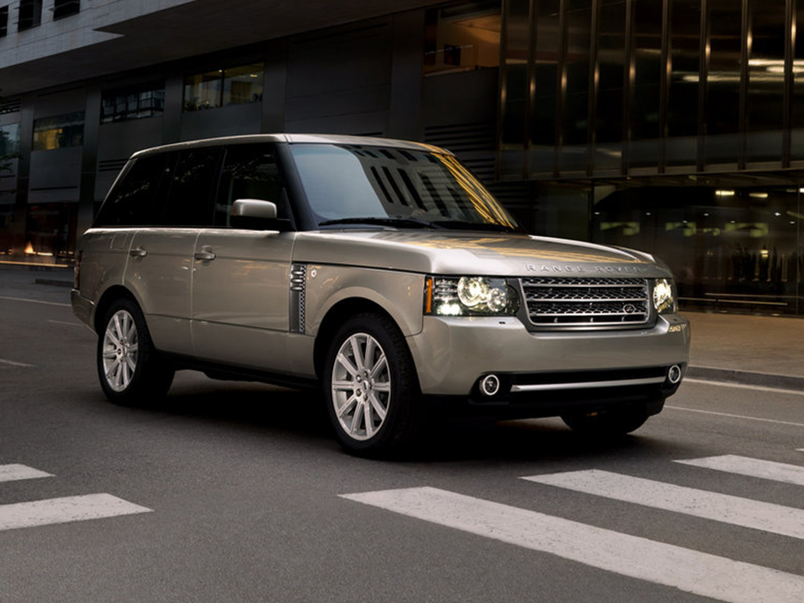 2010 Range Rover 5.0 supercharged