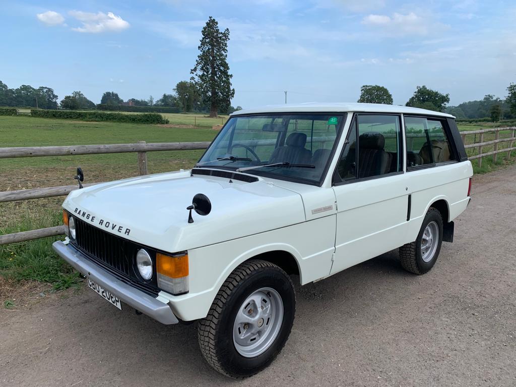 1976 Range Rover Classic 2 door8