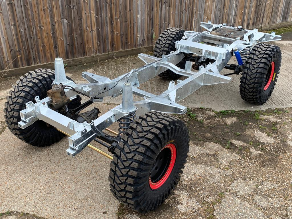 chassis swap
